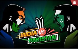ICC TROPHY INDIA VS PAKISTAN - 6 TICKETS FOR SALE - 4TH JUNE 2017