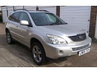2005 Lexus RX 400h 3.3 SE-L CVT 5dr 1 PREVIOUS OWNER HISTORY WARRANTY PX WELCOME (t-z awesome-cars)