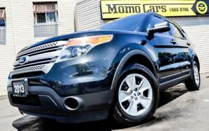 2013 Ford Explorer EcoBoost! EXT WARRANTY INCL! ONLY $145/bi-wee