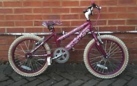 "Raleigh Krush 20"" bicycle"