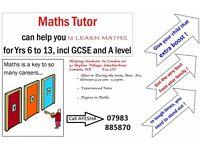 Maths Tuition - London