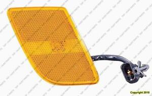 Side Marker Lamp Passenger Side (Sedan/Rio 5) High Quality Kia Rio 2006-2010