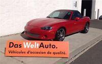 2004 Mazda MAZDASPEED MIATA Performante !! Nouvel Arrivage !