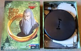 Lord of the Rings Two Towers Gandalf 3D Sculpture Puzzle