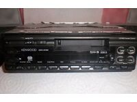 Car stereo radio, minidisc player