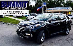 2017 Hyundai Santa Fe Sport Luxury | CAR-PROOF CLEAN | LEATHER |