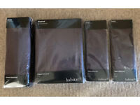 New Habitat kingsize bed duvet set - in original unopened packaging