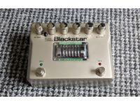 Blackstar HT Dual Valve Guitar Distortion Pedal