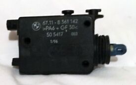 BMW BOOT MOTOR SERIES 3 E36 M3 TAILGATE BOOT LOCK ACTUATOR TAILGATE CENTRAL LOCK SOLENOID 8361142