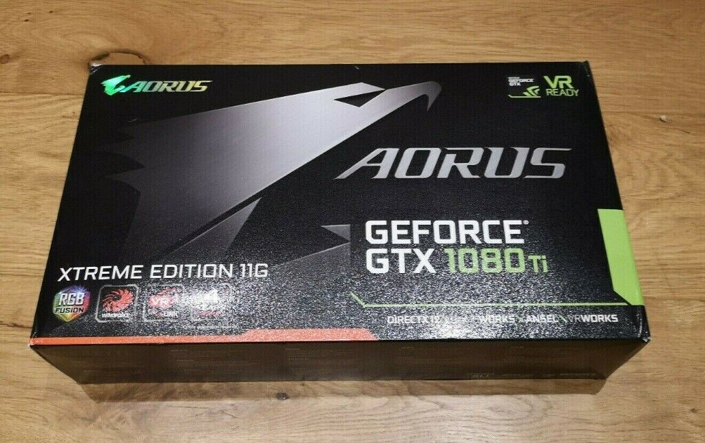 Gigabyte Nvidia GeForce GTX 1080 Ti Aorus Extreme 11GB | in Manchester City  Centre, Manchester | Gumtree