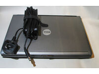 Dell D630/C2Duo T7250/2x2GHz/4GB RAM/120GB SSD/Windows 7/genuine charger