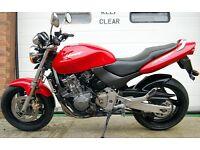 1999 HONDA CB600F HORNET RED CB 600 F CBF ***sold*