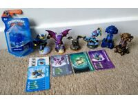 Skyanders Figures / Trap (work on Giants, Trap Team, Swap Force, Superchargers)