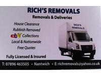 Rich's removals