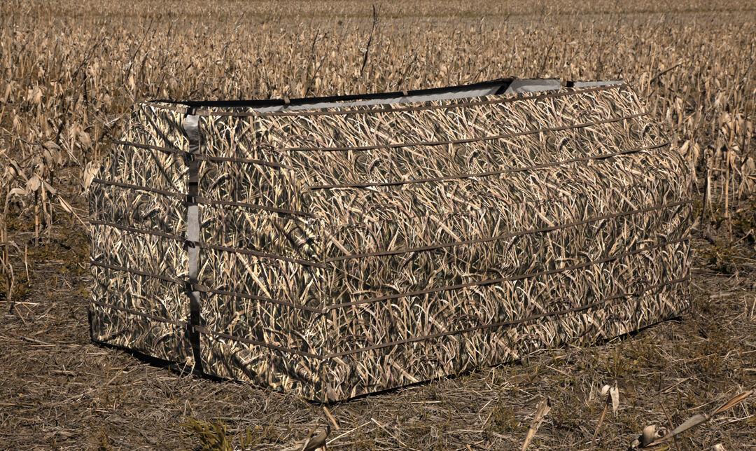 Avian-X A-Frame WaterFowl Blind Mossy Oak Shadow Grass Duck/Goose Blind NEW!