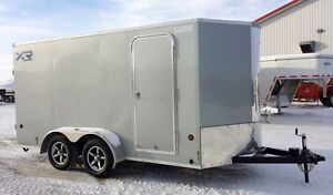 2016 RoyalCargo XRCHT35-716-78 BD Enclosed Cargo Trailer