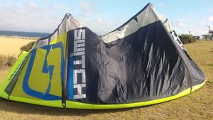 Switch Legacy 2 11m Kite St Kilda Port Phillip Preview