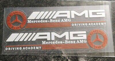 Mercedes amg aufkleber