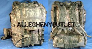 USGI-Military-Army-ACU-Digital-MOLLE-II-RUCKSACK-Complete-Back-Pack-NICE