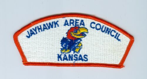 CSP  Jayhawk Area Council S-1 first issue