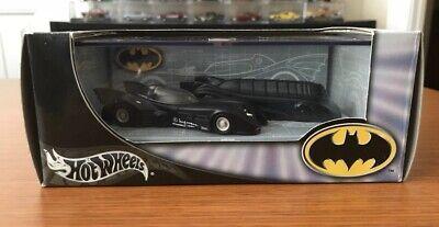Hot Wheels 2003 Batmobile/ Cocoon Limited Edition (2) Car Set