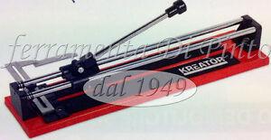 Tagliapiastrelle manuale mm 500 cm 50 spessore mm 14 italy - Piastrelle spessore 3 mm ...