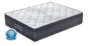 Factory Direct King size mattress on SALE THIS WEEK FROM 199 Adelaide CBD Adelaide City Preview