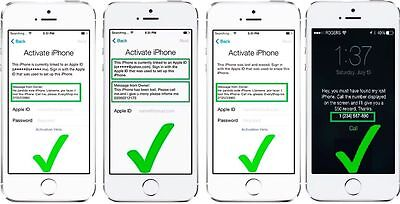 Cheapest Icloud Removal With Owner Phone Or Apple Id Iphone 6 6  6S 6S  Se 7 7