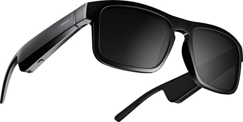 Bose Frames Tenor Audio Sunglasses with Open Ear Headphones One Size Black
