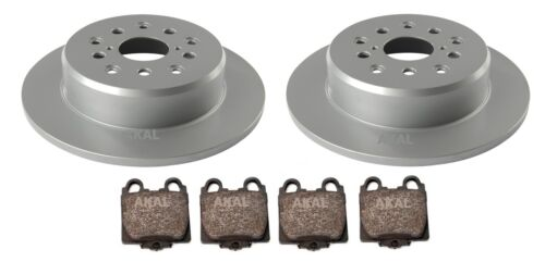 LEXUS GS300 GS430 1997-2005 Rear Brake Disc & Pads