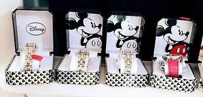 Disney Mickey Mouse watch  Quartz. New/Box 2 designs available