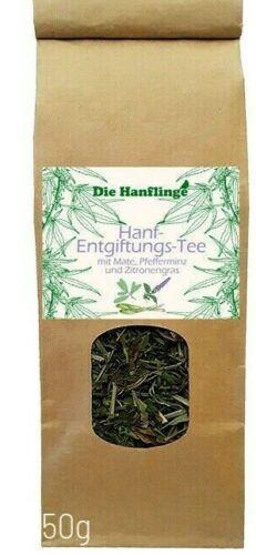 *Bio-Hanf-Entgiftungs-Tee 50g THC-frei*