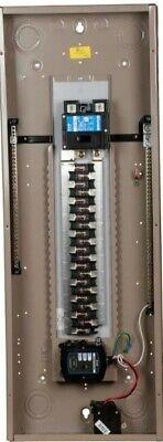 Cutler Hammer 200 Amp 42 Circuit 120240 Volt Main Breaker Panel W Surge Prot