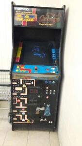 Original Upright midway Ms Pac Man / Galaga for Sale