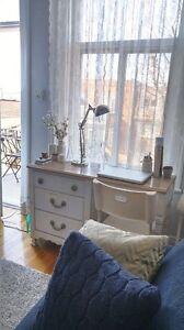 appartement meublé sur le Plateau pour juillet