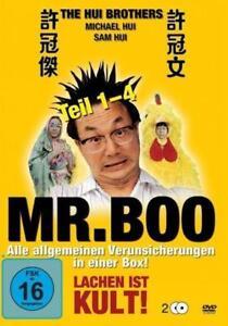 Mr. Boo - Teil 1-4  [2 DVDs] (2016)