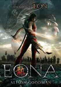 Looking for the book EONA by Alison Goodman