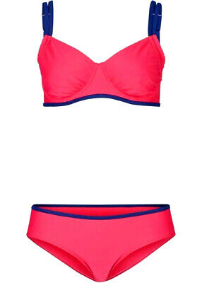 Minimizer Bügel-Bikini bpc collection Gr. 42 (80 E) Fb. Pink Zweiteiler Bademode