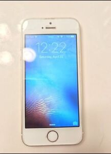 iPhone 5s *UNLOCKED* Excellent Condition