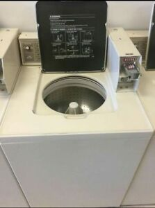 Coin Operated Washing Machines