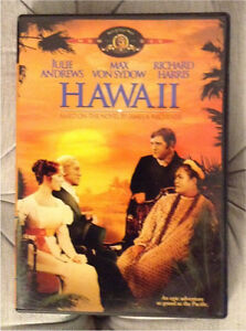 Hawaii DVD - Rare & Out of Print (Julie Andrews)