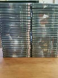 Complete set csi dvds