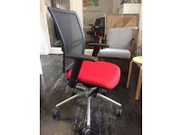 Office Chairs x14.Workable & Good Condition!!! £40 Each...Reasonable Offers For Job Lot Considered!!