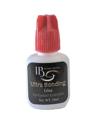 100% Korea Made Ultra Bond Glue Volume Eyelash Extensions! Best Glue Last 8