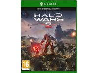 **SEALED** HALO WARS 2 XBOX ONE S GAME BRAND NEW AND EXCLUSIVE FOR XBOX 1 S. LATEST GAME