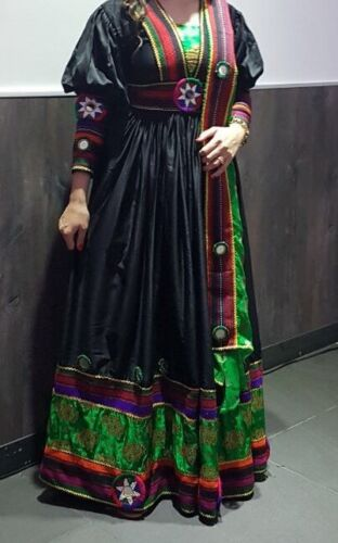 Afghanische Kleidung Afghane Traditionelle Bekleidung