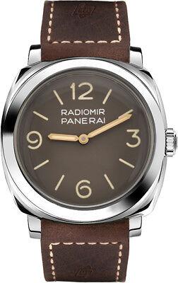 PAM00662 | BRAND NEW PANERAI RADIOMIR 1940 ACCIAIO 47MM MEN'S WATCH