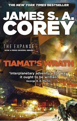 Tiamat's Wrath: Book 8 of the Expanse (now a Prime Original series), Corey, Jame