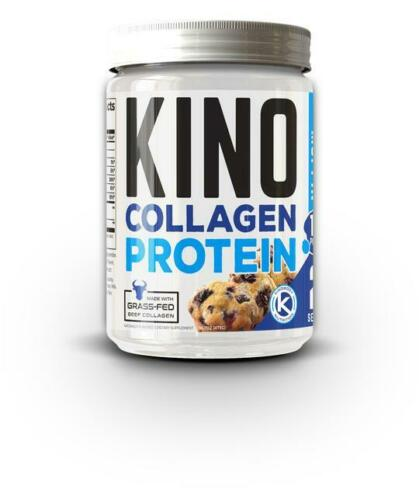 KINO COLLAGEN PROTEIN: BUILD MUSCLE & FORTIFY YOUR BODY  Blueberry Muffin