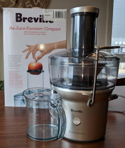 Breville the juicer fountain Compact